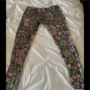 LuLaRoe Jordan Leggings sz XL
